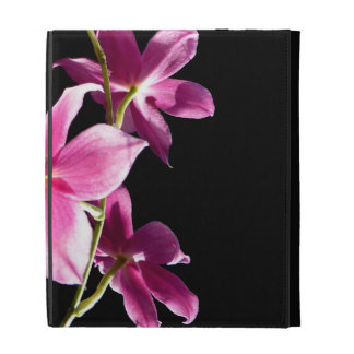 Pink Orchid. iPad Cases