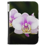 Pink Orchid Cases For The Kindle