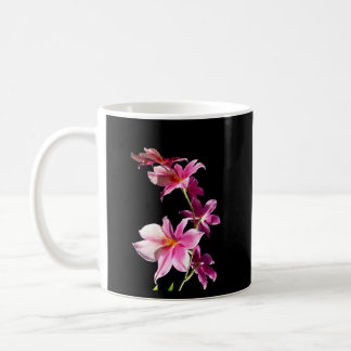 Pink Orchid. Coffee Mug