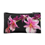 Pink Orchid. Cosmetic Bags