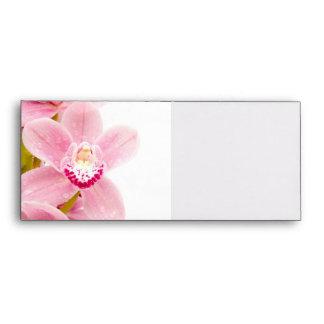 Pink Orchid Envelope