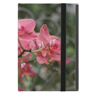 Pink Orchid flowers Case For iPad Mini