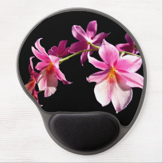 Pink Orchid. Gel Mouse Pad