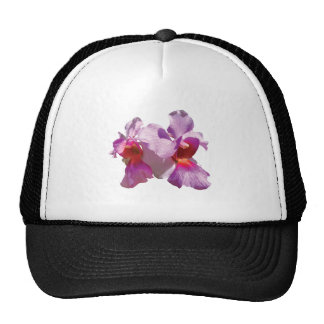 Pink Orchid Mesh Hat