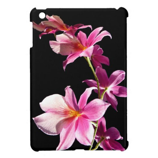 Pink Orchid. iPad Mini Cover