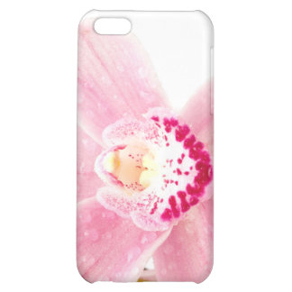 Pink Orchid iPhone 5C Cases