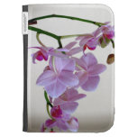 Pink Orchid Kindle 3G Cover