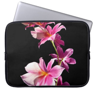 Pink Orchid. Laptop Sleeve