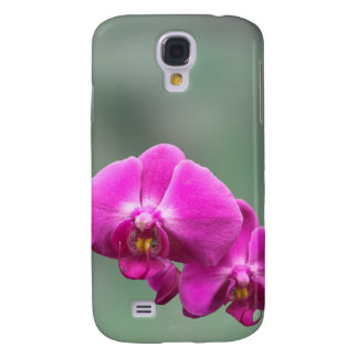 Pink Orchids Galaxy S4 Covers