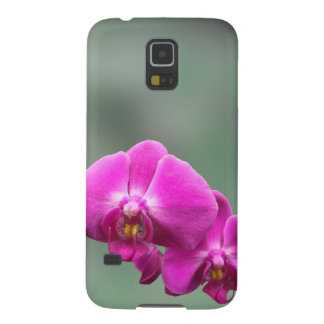 Pink Orchids Galaxy S5 Cover