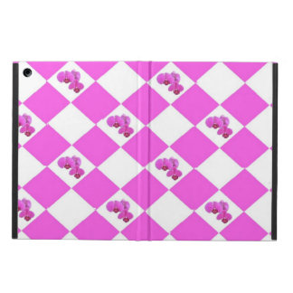 Pink Orchids Case For iPad Air