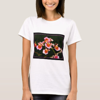 Pink Orchids t-shirt