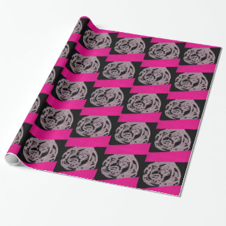 Pink Origin Gift Wrap Paper