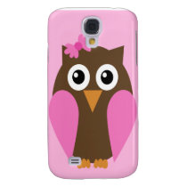 Pink Owl & A Bow iPhone3G Case