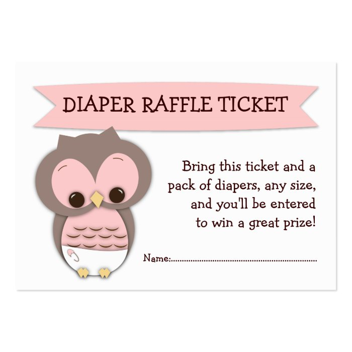 Tickets For Baby Shower Games for Pinterest