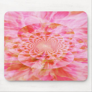 Pink Oyster Mouse Pad