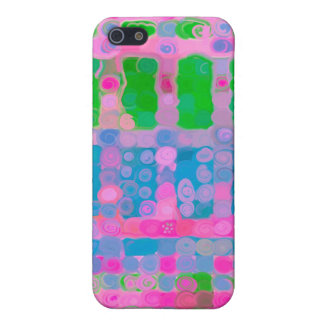 Pink Paint iPhone Speck Case Cover For iPhone 5