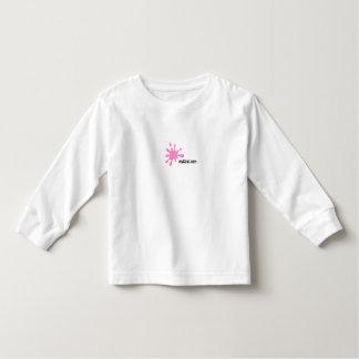 Pink Paintball Splat - mySplat.com Toddler T-shirt