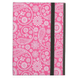 Pink Paisley Pattern iPad Covers