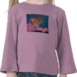 Pink Pajamas T-Shirt shirt