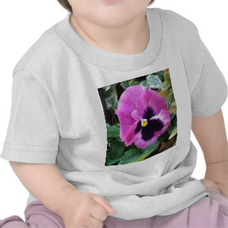 Pink Pansy Infant T-Shirt