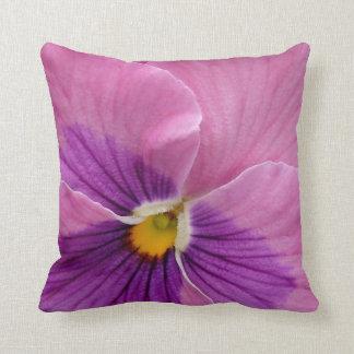 Pink Pansy  ~ Pillow