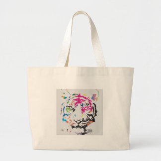 Pink Panther Madness Canvas Bags