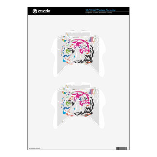 Pink Panther Madness Xbox 360 Controller Skins