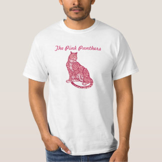 Pink Panther Men's Shirt