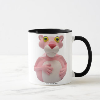 Pink Panther Mugs by CelebriDucks.com