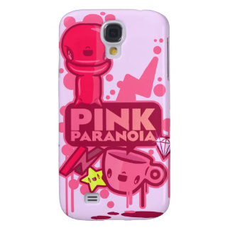 Pink Paranoia Samsung Galaxy S4 Case