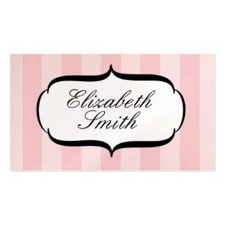 Pink Parlour Deux Business Card