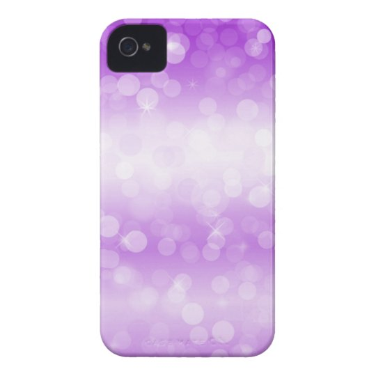 Pink party background iPhone 4 Case-Mate case