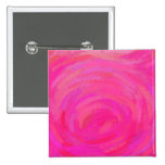 Pink Passion 2 Inch Square Button