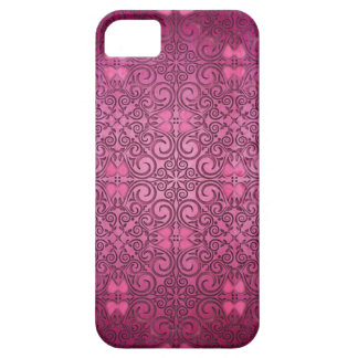 Pink Passion Fantasy Floral Cover iPhone 5 Case