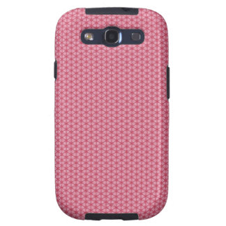 Pink Passion Galaxy S Case Galaxy S3 Cover