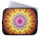 Pink Passion  kaleidoscope Laptop Sleeve