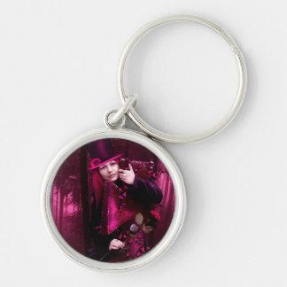 Pink Passion Keychain