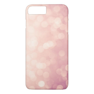 Pink Pastel Lights Girly iPhone 7 Plus Case