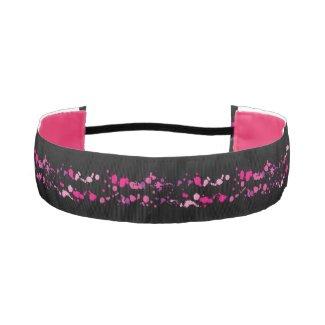 Pink Pattern Headband