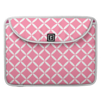 Pink Pattern  MacBook Sleeve