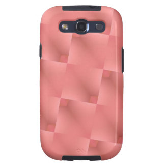 pink pattern pastel color samsung galaxy SIII cover