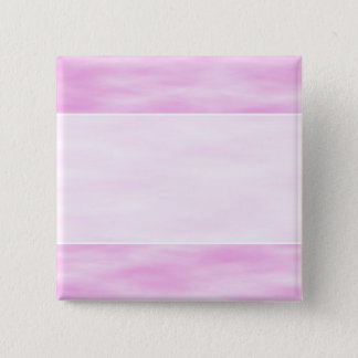 Pink pattern. Soft waves, clouds. Button