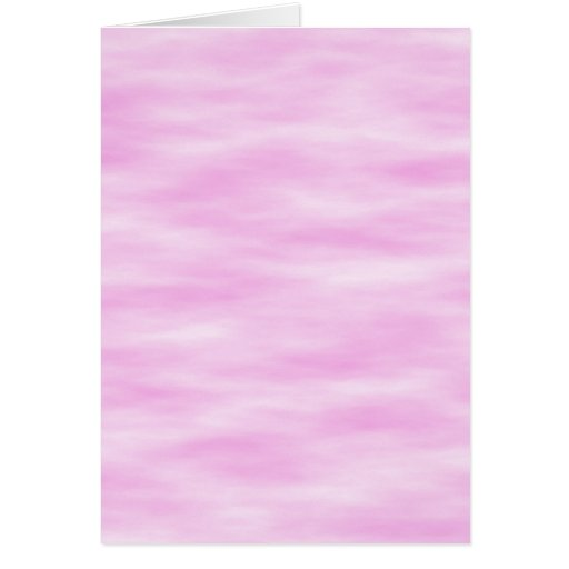 Pink pattern. Soft waves, clouds. Cards