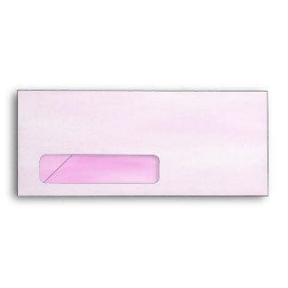 Pink pattern. Soft waves, clouds. Envelopes