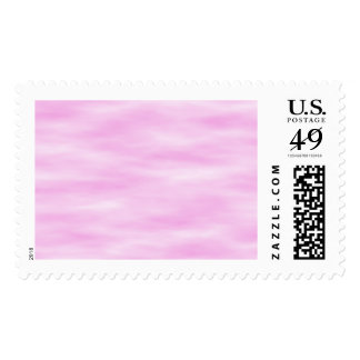 Pink pattern. Soft waves, clouds. Stamps