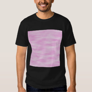 Pink pattern. Soft waves, clouds. Tshirts