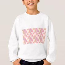 Pink Pattern Sweatshirt