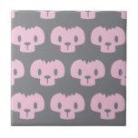 Pink Pattern Tiles