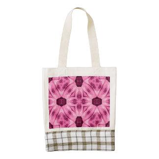 Pink Pattern Zazzle HEART Tote Bag